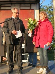 Vårbål 2014 A-G Anderssom, Maria Stenfeldt